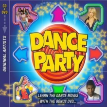 Dance Party, CD / Album with DVD Cd