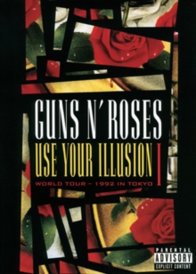 Guns 'N' Roses: Use Your Illusion I - World Tour, DVD