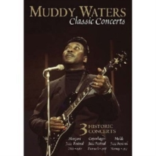 Muddy Waters: Classic Concerts, DVD