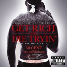 Get Rich Or Die Tryin', CD / Album Cd