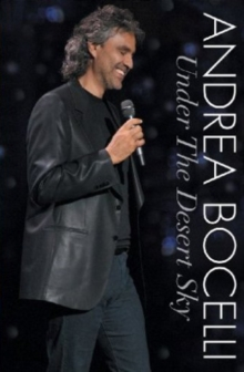 Andrea Bocelli: Under the Desert Sky - Live in Las Vegas, DVD