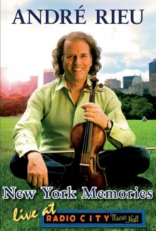 André Rieu: New York Memories, DVD