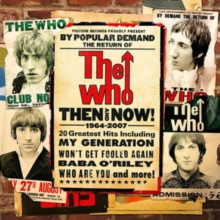 Then and Now! 1964 - 2007, CD / Album