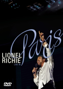 Lionel Richie: Live in Paris, DVD