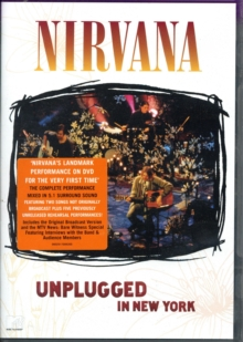 Nirvana: Unplugged - In New York, DVD