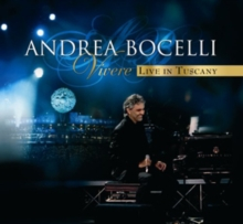 Vivere: Live in Tuscany, CD / Album with DVD Cd