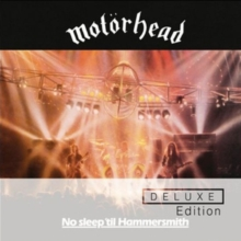 No Sleep 'Til Hammersmith (Bonus Tracks Edition), CD / Album (Deluxe Edition)