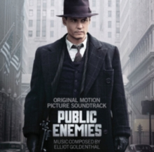 Public Enemies, CD / Album