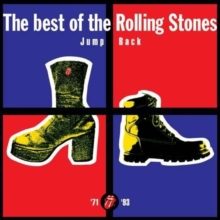 Jump Back: The Best of the Rolling Stones '71-'93, CD / Album Cd