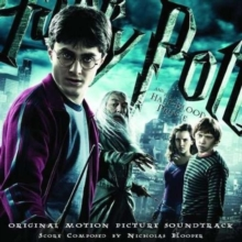 Harry Potter and the Half-blood Prince, CD / Album