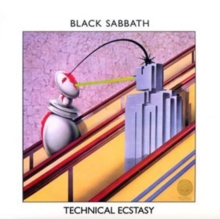 Technical Ecstacy, CD / Album