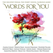 Words for You, CD / Album