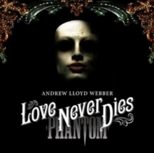 Love Never Dies, CD / Album Cd