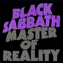 Master of Reality, CD / Album Digipak