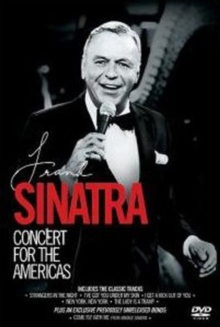 Frank Sinatra: Concert for the Americas With Buddy Rich, DVD