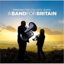 A Band for Britain, CD / Album