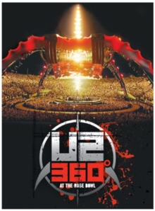 U2: 360 - At the Rose Bowl, Blu-ray