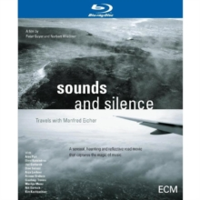 Sounds and Silence - Travels With Manfred Eicher, Blu-ray