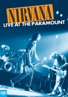 Nirvana: Live at Paramount, Blu-ray