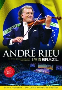 André Rieu: Live in Brazil, DVD