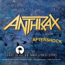 Aftershock: The Island Years 1985-1990, CD / Album Cd