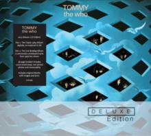 Tommy (Deluxe Edition), CD / Album Digipak