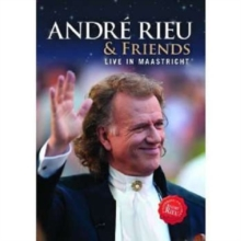 André Rieu: Live in Maastricht 2013, DVD  DVD