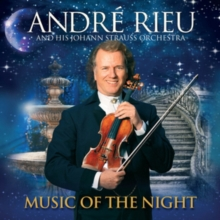 Andre Rieu: Music of the Night (Deluxe Edition), CD / Album with DVD