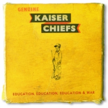 Education, Education, Education & War, CD / Album Cd