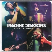 Night Visions Live, CD / Album with DVD