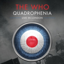 Quadrophenia: Live in London, CD / Album