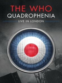 The Who: Quadrophenia, DVD