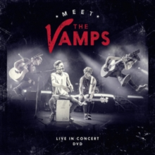 The Vamps: Meet the Vamps, DVD