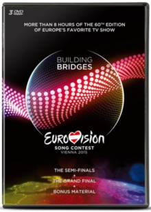 Eurovision Song Contest: 2015 - Vienna, DVD