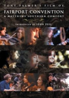 Fairport Convention and Matthews Southern Comfort: Maidstone 1970, DVD