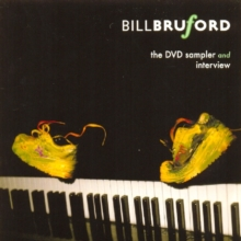 Bill Bruford: Sampler and Interview, DVD