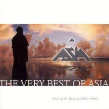 The Very Best Of Asia: Heat Of The Moment (1982-1990), CD / Album