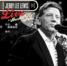 Jerry Lee Lewis: Live from Austin, Tx, DVD