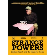 Strange Powers - Stephin Merritt and the Magnetic Fields, DVD