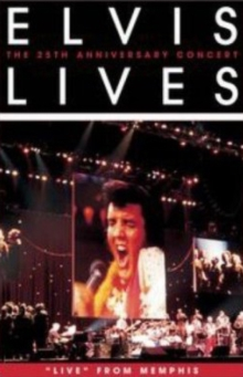Elvis Lives: The 25th Anniversary Concert from Memphis, DVD