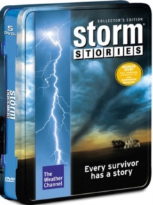 Storm Stories - Every Survivor Has a Story, DVD