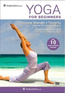 Barbara Benagh: Yoga for Beginners, DVD  DVD