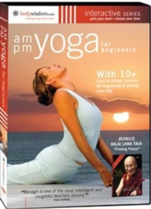 AM and PM Yoga for Beginners, DVD