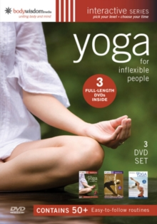 Essential Yoga for Inflexible People Collection, DVD  DVD
