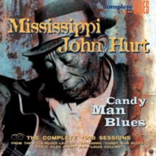 Candy Man Blues, CD / Album Cd