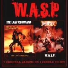 'WASP' & The Last Command, CD / Album