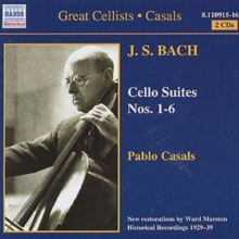 Cello Suites Nos.1-6 - BACH, CD / Album