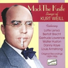 Mack the Knife - Songs of Kurt Weill (Armstrong, Kaye), CD / Album