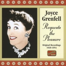 Requests the Pleasure: Original Recordings 1939 - 1954, CD / Album Cd