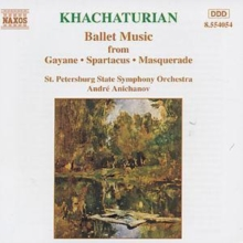 Ballet Music - Khachaturian, CD / Album Cd